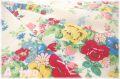 Bouquet de Roses 生成り AT116568-E (約110cm幅×50cm)