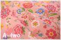 Jardin de Fleur ピンク AT116569-B (約110cm幅×50cm)