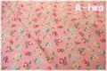 クラシックガーデン ピンク AT826253-A (約110cm幅×50cm)