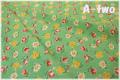 クラシックガーデン グリーン AT826253-B (約110cm幅×50cm)