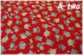 クラシックガーデン レッド AT826253-E (約110cm幅×50cm)