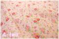 エレガントガーデン ピンク AT826289-A (約110cm幅×50cm)
