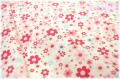 ハッピーフラワー ピンク ♪A-two オリジナルカラー♪ AT826363-1 (約110cm幅×50cm)