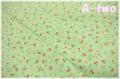 ミニミニチェリー グリーン AT826444-B (約110cm幅×50cm)
