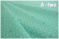 Sweet Dot ブルー AT826483-B (約110cm幅×50cm)
