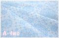 Silhouette de Parfum ブルー AT826533-B (約110cm幅×50cm)