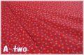 レトロリボン レッド AT826576-A (約110cm幅×50cm)