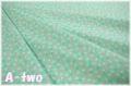 レトロリボン ミント AT826576-C (約110cm幅×50cm)