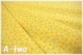 レトロリボン イエロー AT826576-D (約110cm幅×50cm)