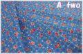 チューリップガーデン ブルー AT826598-B (約110cm幅×50cm)