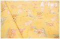 ラブリーアニマル イエロー AT826599-C (約110cm幅×50cm)