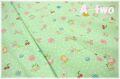 Happy Hands Sew Sweets ミント AT829635-D (約110cm幅×50cm)
