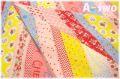 Bias Ribbon カラフル AT829637-A (約110cm幅×50cm)