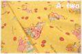 Happy Hands Run Run Girls イエロー AT829638-F (約110cm幅×50cm)