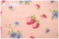 ダブルガーゼ 30'sストロベリー ピンク AT916575-D (約110cm幅×1m) 【おひとり様2mまで】