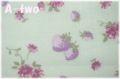 ダブルガーゼ 30'sストロベリー ミント AT916575-E (約110cm幅×1m) 【おひとり様2mまで】