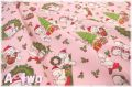 Riley Blake Kewpie Christmas C6330 (約110cm幅×50cm)