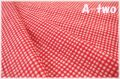 MICAEL MILLER GINGHAM PLAY CX7161-CHER (約110cm幅×50cm)