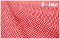 MICAEL MILLER GINGHAM PLAY CX7161-CHER (約110cm幅×50cm)