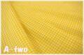 MICAEL MILLER GINGHAM PLAY CX7161-LEMO (約110cm幅×50cm)