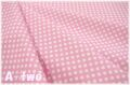 MICAEL MILLER Summer Dots PINK CX9217-PINK (約110cm幅×50cm)