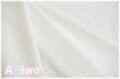 ローンレース フラワー DeS1 ホワイト (約130cm幅×50cm)