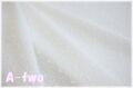 ローンレース フラワー DeS3 ホワイト (約130cm幅×50cm)