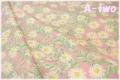 【期間限定40%OFF】 FAVORITE フラワー ピンク FAV9031-E (約110cm幅×100cm) 【ポイント還元対象外】