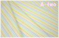Happy Sweet Collection ストライプ パステル HS1281-11 (約110cm幅×50cm)