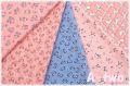 【数量限定・デッドストック】 MARCUS Fabrics ネル生地 クォーターカット5枚セット (1枚の大きさ約50cm×55cm)