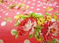 ドットオンブーケオックス ピンク(約110cm幅×50cm)