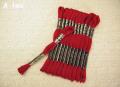 刺しゅう糸#25 321 12枷