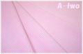 ギンガムチェック ピンク (約110cm幅×50cm)