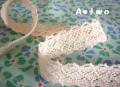 ト—ションレース コットン013 1m