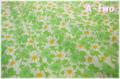 FEED SACK III グリーンフラワー 7948-023 (約110cm幅×50cm)