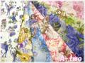 FLOWER FAIRIES クォーターカット7枚セット (1枚の大きさ約50cm×55cm)