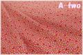 WINDHAM FABRICS PLAYDATE ミニフラワー レッド 40102-1 (約110cm幅×50cm)