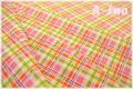 Red Rooster Fabrics Sundress チェック カラフル 25834 (約110cm幅×50cm)