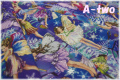 MICAEL MILLER ENCHANTED FAIRY DM7049 (約110cm幅×50cm)