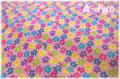 P&B Textiles BLOOM ピンク 26689 (約110cm幅×50cm)