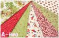 WINDHAM FABRICS LITTLE RED RIDING HOOD ミニカット7枚セット 50297 50298 50299 50300 50301 50302 (1枚の大きさ約33cm×36cm)