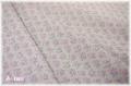 YUWA ローン プチフラワー パープル 619664D (約110cm幅×50cm)