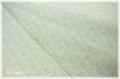 YUWA ローン プチフラワー グリーン 619664E (約110cm幅×50cm)