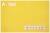 LECIEN Retro 30's Child Smile 千鳥格子 イエロー 31870-50 (約110cm幅×50cm)