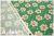 LECIEN Retro 30's Child Smile ブーケ グリーン 35061-60 (約110cm幅×50cm)