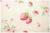 ダブルガーゼ 30'sストロベリー 生成り×レッド AT916575-C (約110cm幅×1m) 【おひとり様2mまで】