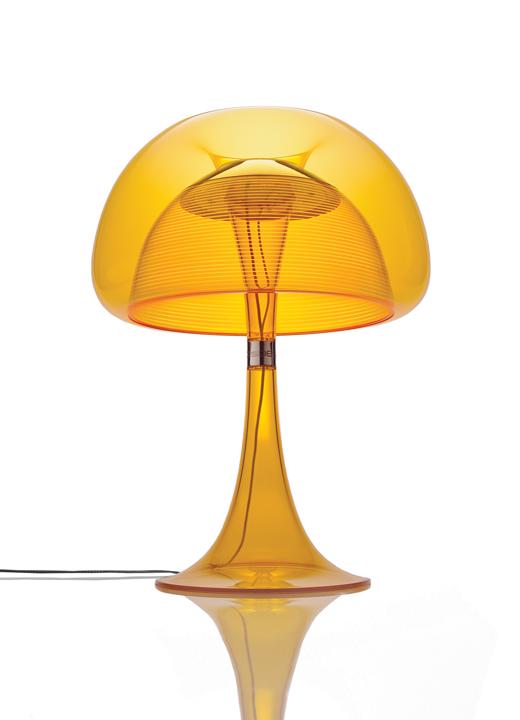 オーレリア・ テーブルランプ 〈オレンジ〉