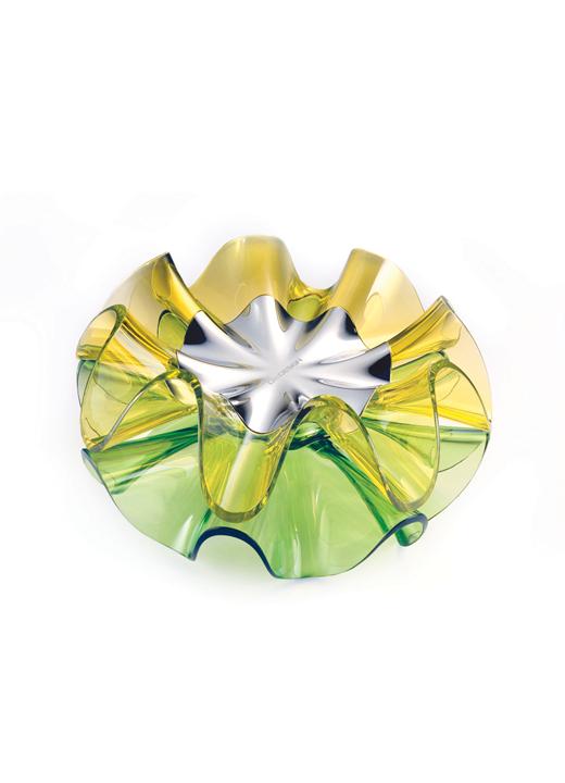 フラメンカ・ テーブルランプ 〈グリーン〉