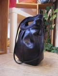 手作り感漂う女の子バッグ♪ハンドメイドのロングショルダーバッグ ドゥルセシリーズ2