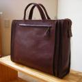 男性用A4サイズの仕事バッグ ヴィエントシリーズ1